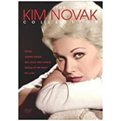 The Kim Novak Collection (Picnic / Jeanne Eagels / Bell, Book and Candle / Middle of the Night / Pal Joey)