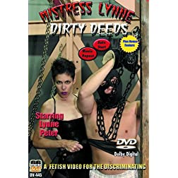Mistress Lynn Dirty Deeds