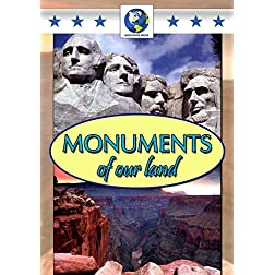 Monuments of Our Land  DVD