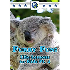 Furry Fun-Life Lessons for Kids Pt4  DVD