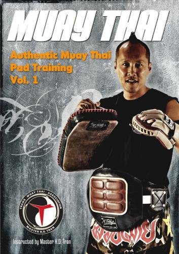 Authentic Muay Thai Pad Training