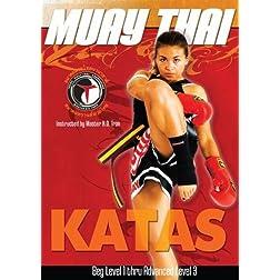 Muay Thai Katas - A Modern Approach
