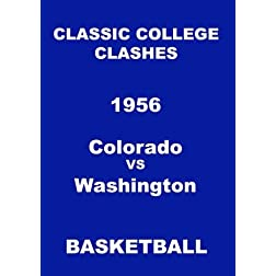 1956 Colorado vs Washington Basketball