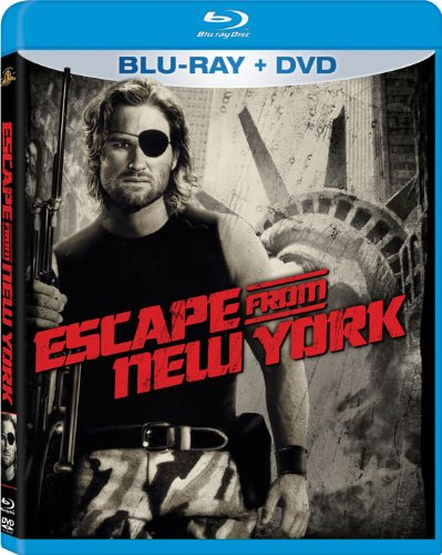 Escape from New York (Blu-ray/DVD Combo w/ Blu-ray Packagaing)