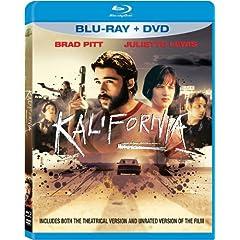 Kalifornia (Two-Disc Blu-ray/DVD Combo) [Blu-ray]