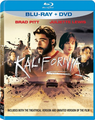 Kalifornia (Two-Disc Blu-ray/DVD Combo) [Blu-ray]