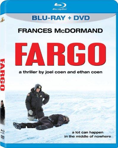 Fargo (Blu-ray + DVD) [Blu-ray]