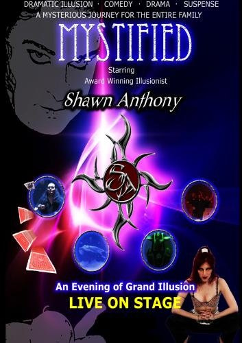 Shawn Anthony's MYSTIFIED