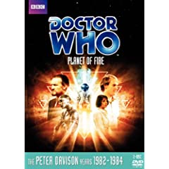 Doctor Who: Planet of Fire (Story 135)