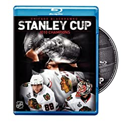 NHL Stanley Cup Champions 2010: Chicago Blackhawks [Blu-ray]