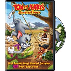Tom & Jerry's Greatest Chases, Vol. 5