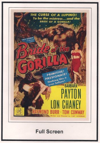 Bride of the Gorilla 1951