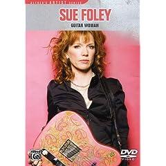 Sue Foley -- Guitar Woman (DVD)