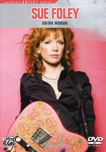 Sue Foley -- Guitar Woman (DVD)