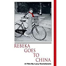Rebeka Goes To China