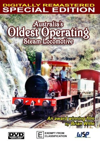 Australia's Oldest Operating Steam Locomotive