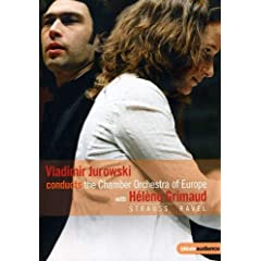 Vladimir Jurowski conducts the Chamber Orchestra of Europe with Helene Grimaud - Strauss & Ravel