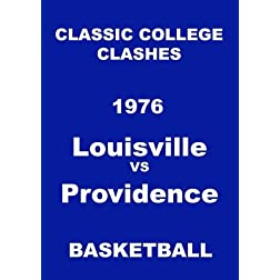 1976 Louisville vs Providence Basketball