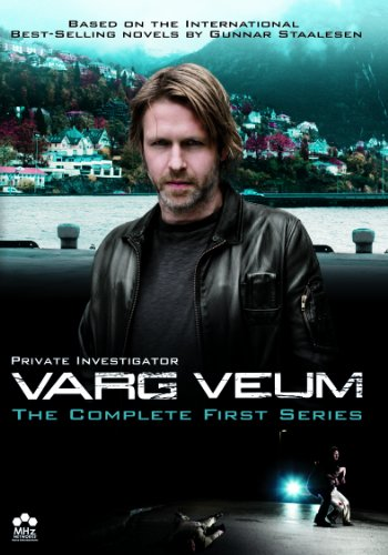 Private Investigator Varg Veum