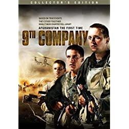 9TH COMPANY COLLECTOR'S EDITION (original language and English)