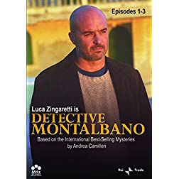 Detective Montalbano: Episodes 1-2