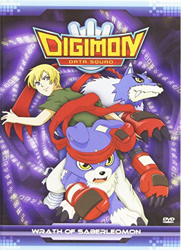 Digimon Data Squad - The Wrath of SaberLeomon