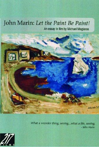 John Marin: Let the Paint be Paint!