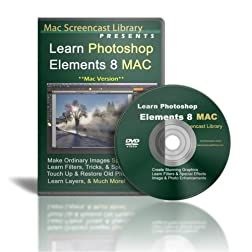 Learn Photoshop Elements 8 For Mac
