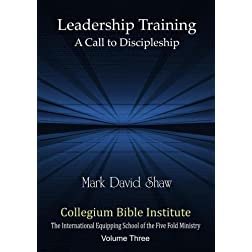 CBI Leadership Training Volume Three