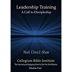 CBI Leadership Training Volume Four