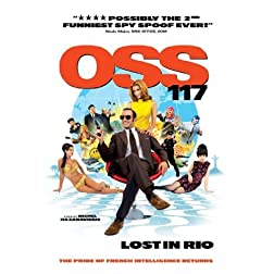 Oss 117: Lost in Rio (Ws Sub)