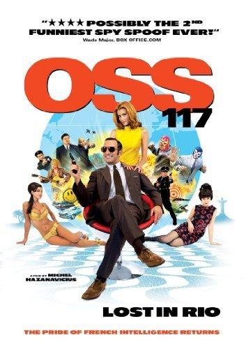 Oss 117: Lost in Rio (Ws Sub)