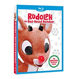 Rudolph the Red-Nosed Reindeer [Blu-ray]