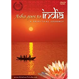 Asha goes to India