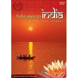 Asha goes to India