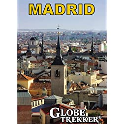 Globe Trekker - Madrid City Guide