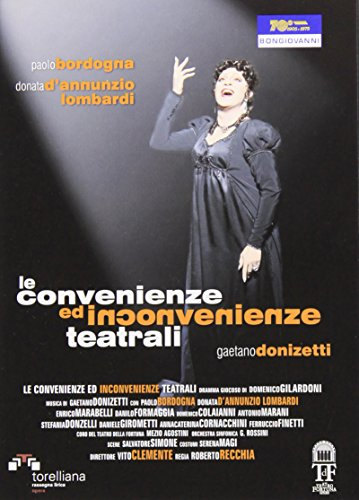 Le Convenienze Ed Inconvenienze Teatrali (Ws)