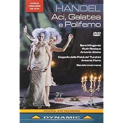 Handel: Aci Galatea e Poliformo