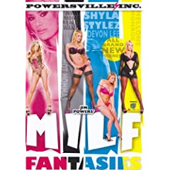 Jim Powers' MILF Fantasies