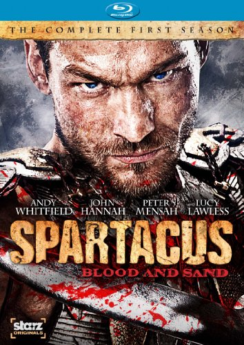 Spartacus: Blood and Sand - The Complete First Season [Blu-ray]