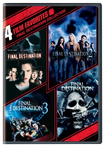 Final Destination Collection: 4 Film Favorites (Final Destination / Final Destination 2 / Final Destination 3 / The Final Destination)
