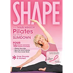 Shape: Pilates for Pink Slimdown