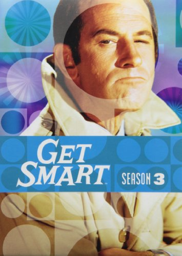 Get Smart: Seasons 3&4 (8pc) (Full Sbs)