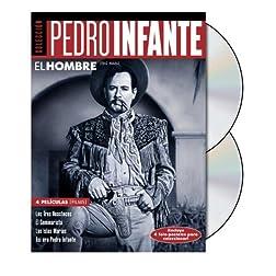 Coleccion Pedro Infante: El Hombre