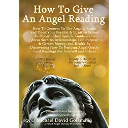 How To Give An Angel Reading