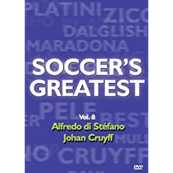 Soccer's Greatest - Volume 8 - Alfredo di Stefano/Johan Cruyff