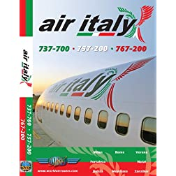 Air Italy Boeing 737-700, 757-200 & 767-200
