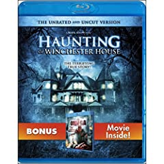 Haunting of Winchester House / I Am Omega [Blu-ray]