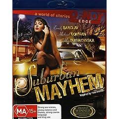 Suburban Mayhem [Blu-ray]