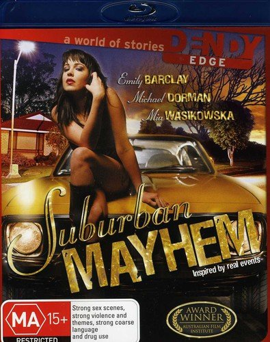 Suburban Mayhem [Blu-ray]